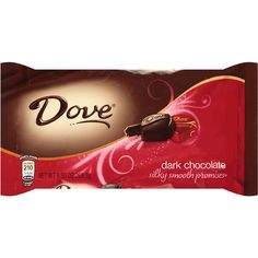 Dove Dark Chocolate Promises, 9.5 oz Dark Chocolate Calories, Dark Chocolate Candy, Silk Chocolate, Dark Chocolate Almonds, Best Chocolate, Movie Candy, Mini Foods, American Food, Pure Products