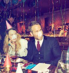 So feiern die Stars ihren Geburtstag - S. 2 | GALA.de: Blake & Ryan