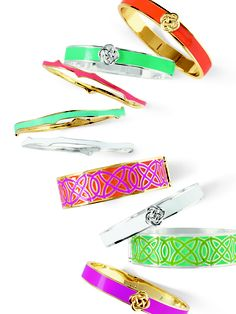 These bangles are selling like crazy!  Look at these beautiful colors.  Shop online @ www.stelladot.com/bishposh