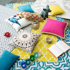 Outdoor rugs and accents - Urban Barn