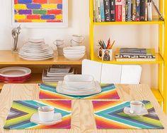 decoracao e design mesa cozinha