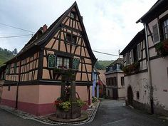 Alsácia:a rota do vinho (Colmar, Riquewihr, Hunawihr, Ribeauvillé)