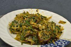 Abacha and Ugba (African Salad)