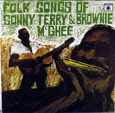 Sonny Terry & Brownie McGhee - Folk Songs of - Music & Arts. De