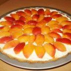 Letný marhuľový koláčik • recept • bonvivani.sk