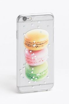 Étui d'iPhone à macarons