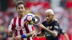 Sporting Gijon vs Barcelona Highlights | La Liga | September 24, 2016 You are watching football highlights of Spanish La Liga match: Sporting Gijon vs...