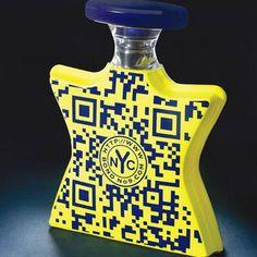 Un parfum Bon n°9 uniquement vendu par QR code à partir de juin 2013 - http://www.styleite.com/beauty/bond-no-9-digital-fragrance/
