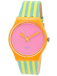watch : Vintage Swatch Chaise Longue