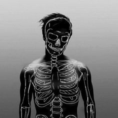 Do you see human souls or just walking skeletons Graphisches Design, Montage Photo, Photocollage, Andy Biersack, Heroes Of Olympus, Greek Mythology, Photo Illustration, Percy Jackson, Art Inspo
