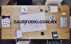 Visita nuestra pagina web | Visit our website www.baustudio.com.mx