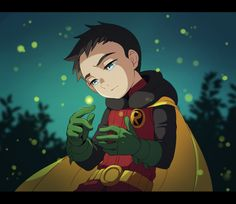 Damian Wayne, the One and Only