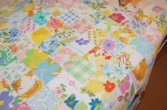 heather kojan quilts: Using Quilter's Grid - A Tutorial