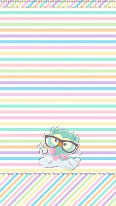 And the colors! Oh the colors! Don't forget to use the hashtag if you use my walls to get yo. Owl Wallpaper, Easter Wallpaper, Chevron Wallpaper, Summer Wallpaper, Cute Wallpaper Backgrounds, Cellphone Wallpaper, Cute Wallpapers, Iphone Wallpaper, Holiday Backgrounds