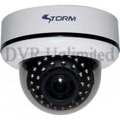 IT-6135V STORM IR 650TVL IP68 Security Camera with HERO Chipset