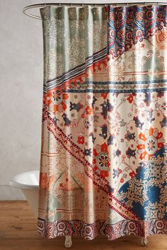 Shop the Risa Shower Curtain and more Anthropologie at Anthropologie today. Read customer reviews, discover product details and more.