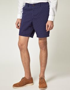 Polka Dot Swim Shorts by ZARA on What Drops Now | Style: Men ...