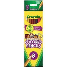 Love that I got 15% off Crayola® Multicultural Pencils - 8 Ct. from CrayolaStore.com for $1.99.