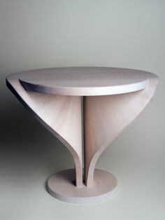 Coffee table from QL Project. Maple wood.