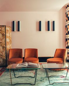 From Art Deco to the 1980s, Milan's Dimore Studio draws on a lavish mix of brilliant colors to create singular designs.
