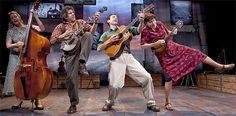 """Woody Sez,"" at Theater J, Washington, DC-JCC, Nov. 11, 2012"