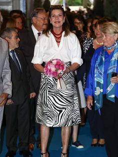 Prinzessin Caroline von Monaco - Juni 2016 | www.bunte.de