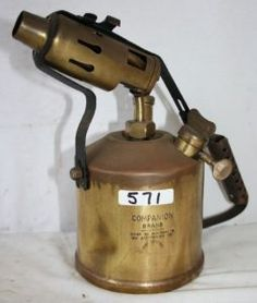 homemade blowtorch - Google Search