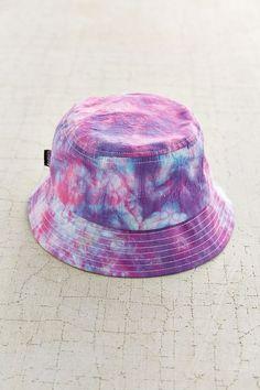 beccd89671bac Reason Tie-Dye Bucket Hat Chapeu Pescador