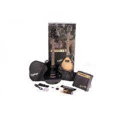 Epiphone Special-II Electric Player Pack EB. Pełen opis produktu: http://swiatinstrumentow.pl/gitary/gitary-elektryczne/zestawy-gitarowe-elektryczne