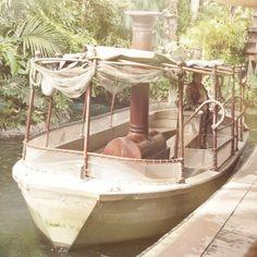 jungle cruise - dlr