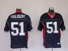 8069c414e Posluszny Navy Blue Jersey  19.99 This jersey belongs to Posluszny