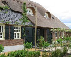 Dutch farm house! Love!