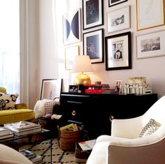 the living room from The Intern is one of our favorites.