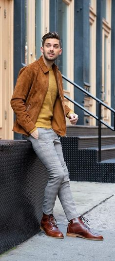 10 Best Casual Shirts For Men That Look Great! - - These best casual shirts for men will help you upgrade your wardrobe without breaking the bank. Every man should want to look better. These tips will help. Mens Fashion Wear, Fashion Outfits, Men's Fashion, Fashion Styles, Mens Fashion Trends 2019, Fall Outfits, Fashion For Men, Fashion Rings, Casual Outfits