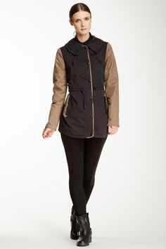Colorblock Anorak  by Sam Edelman on @HauteLook