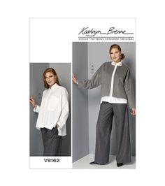 Vogue Patterns Misses Casual-V9162