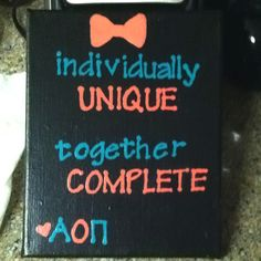 who does this remind me of..Delta Pi..of course <3 Love my girls in Turquoise