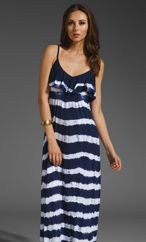 b35fe7f14d4ba3 Shop for Gypsy 05 Keely Stripe Maxi Dress in Navy at REVOLVE.