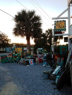 Ok, so this is not food but I need to remember to go here. 30A Art & Junk ... Great place for unique treasures.  Seagrove, FL