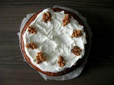 Healthy Lifestyle By Me: Mrkvový dort s tvarohem