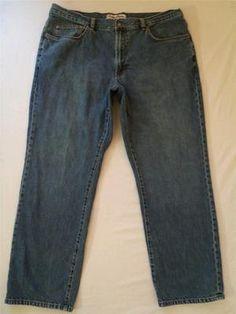 4725d6a3 Mens Tommy Bahama Jeans 40 x 30 Indigo Palms Straight Fit Denim Pants  Stylish Tommy Bahama