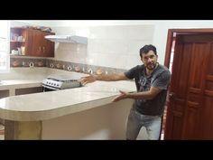 meson de porcelanato 60x60 trabajo de calidad 🇪🇨🇪🇨 - YouTube Konmari, Bathtub, Bathroom, Building, Gypsum, Youtube, Pose, Concrete Countertops, Luxury Kitchen Design