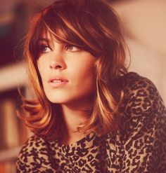 // every time I see photos like this, I want to cut my hair... -sigh-