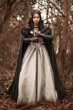 Armor Wedding Dress