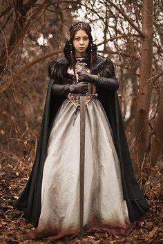 Older take on Arya Stark