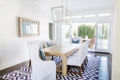 Blanco Interiores: Serena simplicidade, com um toque de boho!