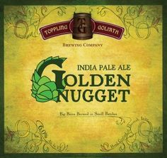 Golden Nugget - I love this beer. For now can only get on draft in Iowa.
