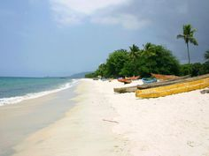 Tokey Beach - White Sand - Freetown, Western- Sierra Leone