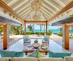 Honeymoon? Petit St. Vincent Resort - Travel + Leisure magazine lists this #29 in the It List: The Best New Hotels 2012