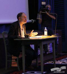 Jean-Pierre Darroussin lors de la lecture de son scénario. 22/07/14
